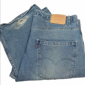 Levis 529 Baggy Straight  40x32